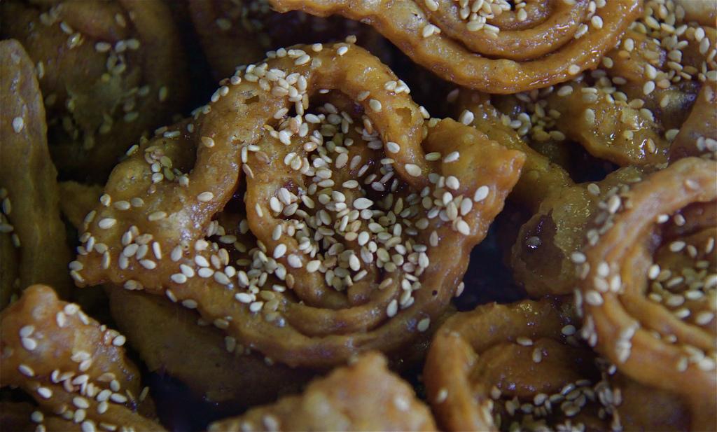 Recette de chebakia, pâtisserie marocaine