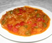 Recette salade Mechouia