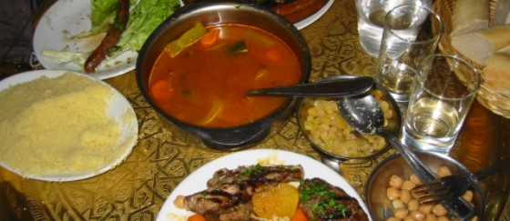 Idées menu Ramadan