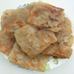 Msemmen (ghrayef) : crêpe feuilletée